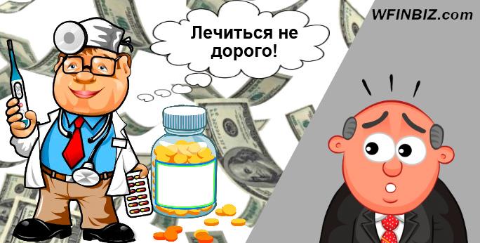 Экономия денег на лекарствах