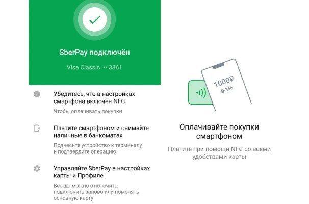 Приложение Sberpay